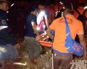 至今1死 13人獲救
