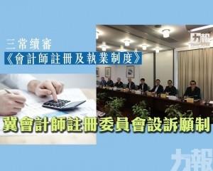 冀會計師註冊委員會設訴願制