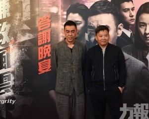 劉青雲積極搲撈導演未表態