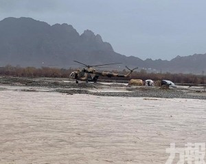 阿富汗南部暴雨成災至少20人罹難