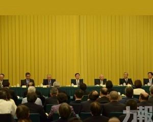 【2019兩會】韓正接見全體港澳政協委員