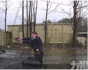 美警員擊斃駕贓車黑人