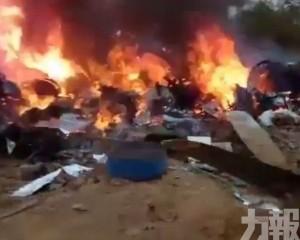 哥倫比亞小型飛機墜毀 機上12人罹難