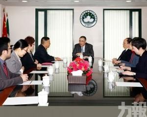 崔世安 : 歡迎社會舉辦活動共慶「雙慶之年」