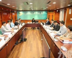 行政長官選舉總預算建議為3,245萬