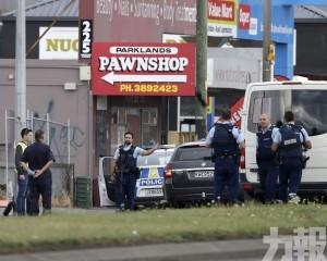 有片!基督城清真寺槍擊案增至49死