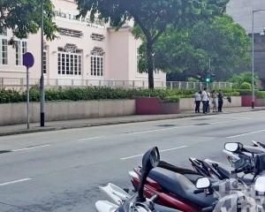 警控涉事電單車司機過失殺人