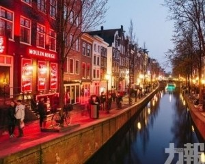 荷蘭紅燈區明年起禁止參觀