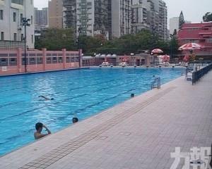 新花園泳池4月1日起重新開放