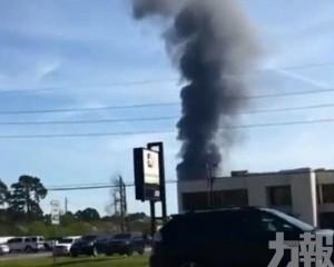 美休斯頓化工廠爆炸釀1死2傷