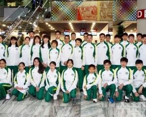 泳總派龐大軍團征泰國分齡泳賽
