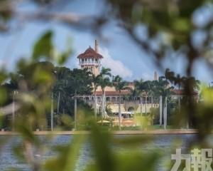 持中國護照女子擅闖海湖莊園被捕