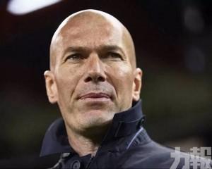 教練施丹遭遇回歸皇馬後首敗