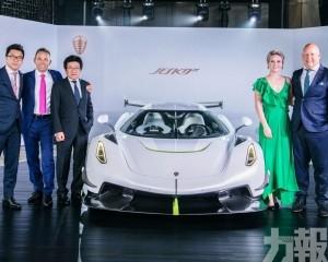 Kingsway K Cars成爲中國南區及港澳獨家代理