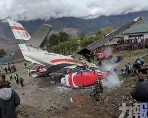 尼泊爾小型飛機撞直升機 至少3死