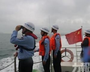 珠海兩漁船翻沉 8人失聯
