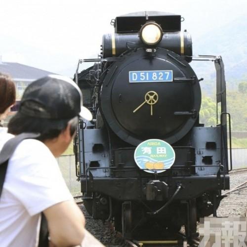 【全球首例】日運輸公司研生物燃料蒸汽火車