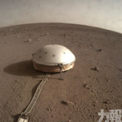 NASA「洞察號」首次錄得火星地震