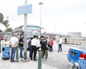 聯合巡查 打擊懷疑非法導遊
