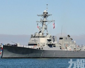美軍再派兩軍艦穿越台灣海峽