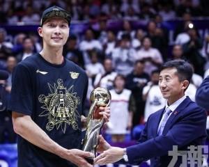 廣東橫掃新疆9捧CBA總冠軍