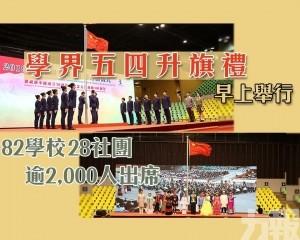 82學校28社團逾2,000人出席