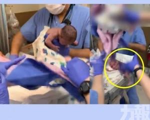 醫生跣手令女嬰頭部撞床