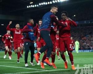 紅軍創奇蹟勇闖歐聯決賽