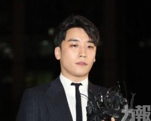 韓警方正式申請拘留勝利