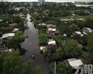 約40,000人撤離家園