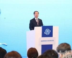 傅自應:粵港澳媒體應支持大灣區發展