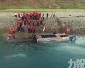 貴州船隻疑超載翻側 10死8失蹤
