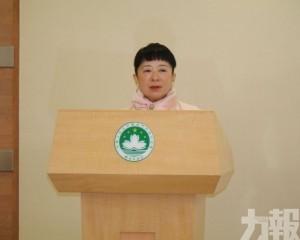 貿促局主席劉關華就職