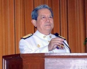 泰國前總理素拉育出任署理樞密院主席