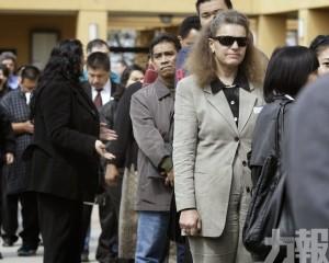 新增就業崗位不及預期
