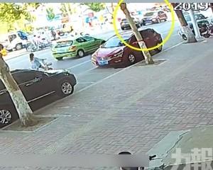 連撞6車及一名路人