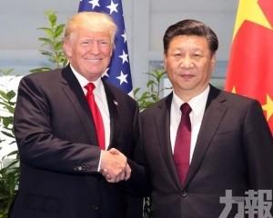 美方指目標重啟貿易談判