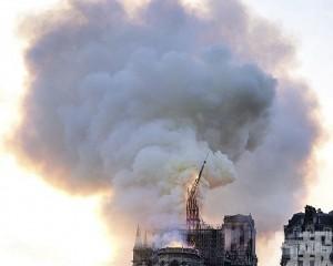 巴黎當局初步排除縱火可能