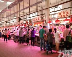 周一起活豬批發價每司馬擔上調310元