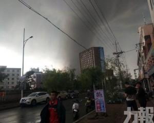 有片!遼寧遭巨型龍捲風突襲 6死逾百傷