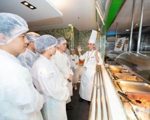 提升餐飲業界管理及食安標準
