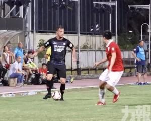 澳科鄒北記率先晉足總盃決賽