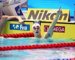 孫楊200米自由泳戲劇性摘金