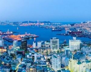 韓國釜山暫停與日本行政交流