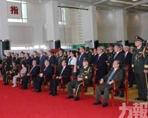 駐澳部隊慶祝解放軍建軍92周年