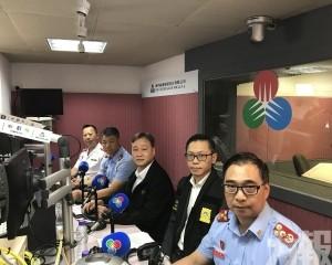 馬耀權:新民防中心迅速高效