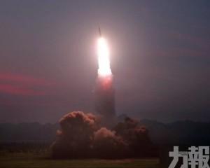 青瓦台敦促平壤停止射彈