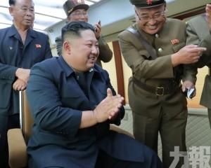 朝中社:金正恩昨日再指導新型武器試射