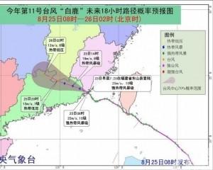 早前吹襲台灣1死6傷