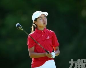 12歲小將劉萱遭淘汰出局